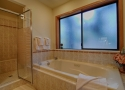 Bathroom #5 - Master En-suite Bath with Tub & Shower