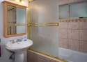 Downstairs Bathroom: Full Bath with Tub/Shower