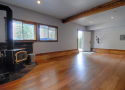 Lower living area/bonus space