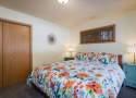 Bedroom #2:  Cal-King Bed