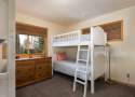 Bedroom #3: Two Sets of Twin Bunks