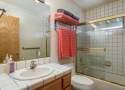 Bathroom #3: Full Bath Downstairs