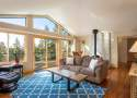 Vaulted Ceilings and Lake Views