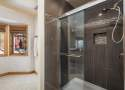 Bathroom #1: Master En-Suite Upgraded Shower