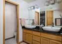 Bathroom #1: Master En-Suite Double Vanity