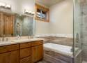 Bathroom #1: En-Suite Full Bath off Master