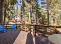 Forest Facing Deck
