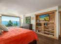 Master Suite Views and Entertainment