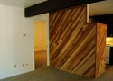 Living Room looking into Master Bedroom