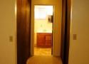 Master Closet/Laundry Area into Master Bathroom