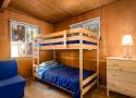 Bedroom #2: Twin Bunk Bed