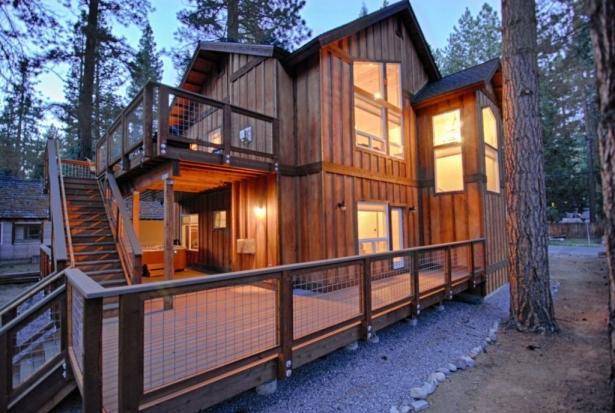 Newer Luxury 5 Bedroom Home In Kings Beach Salt Water Spa Garage Walk To Property 195