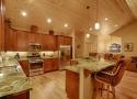 Full Kitchen & Living Area