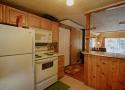 Kitchen with Range & Microwave