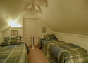 Two twin beds in Loft