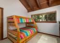 Bedroom #3 with Pyramid Bunk