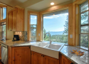 Apron Sink & Lake Views