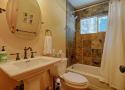 Bathroom #1 Downstairs; Full Bath