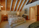 Bedroom #2: Upstairs