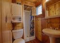 """Bear Box"" Bathroom"
