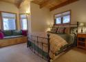Bedroom #2 Queen with Bay Window