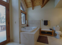 Master Bathroom with Soaking Tub for Two