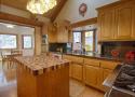 Kitchen with Sub Zero Appliances