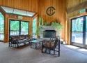 Club House Fireplace Area