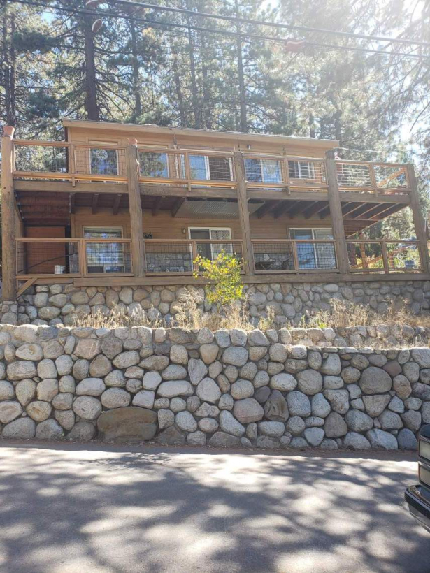 LONG TERM: Kings Beach 2 Bedroom with Lake Views; Walk to Town, On Bus-Line ~ Property #414