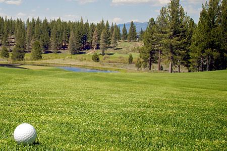 lake tahoe rental - golf