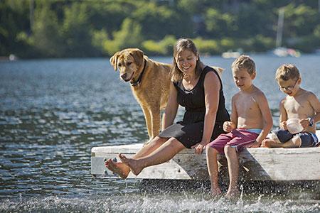 lake tahoe rental - pet friendly