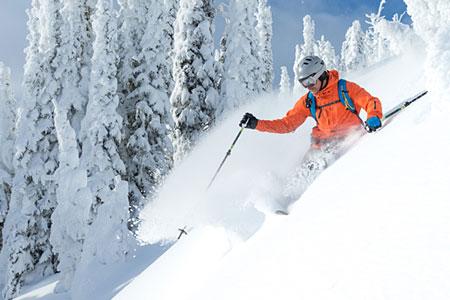 lake tahoe rental - skiing