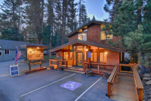 Tahoe North Rentals, Located Upstairs